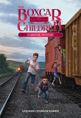 Image for Caboose Mystery (Boxcar Children #11)