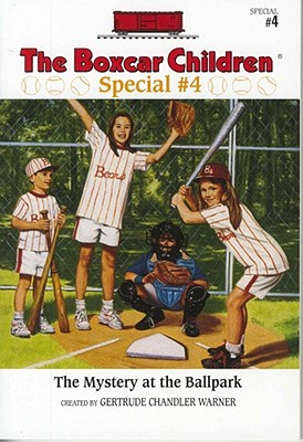 Image for The Mystery at the Ballpark (The Boxcar Children Mystery & Activities Specials)