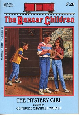 Image for The Mystery Girl (The Boxcar Children Mysteries)