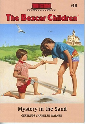 Image for Mystery in the Sand (Boxcar Children, No 16)