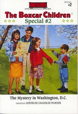 Image for The Mystery in Washington D.C. (The Boxcar Children Mystery & Activities Specials)