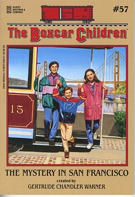 Image for The Mystery in San Francisco (The Boxcar Children Mysteries)