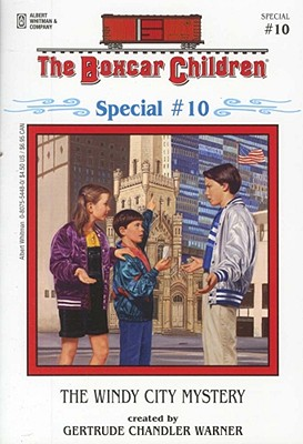 Image for The Windy City Mystery (10) (The Boxcar Children Mystery & Activities Specials)