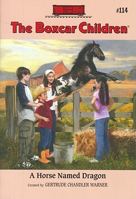 Image for #114 Horse Named Dragon (Boxcar Children)