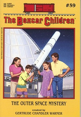 Image for The Outer Space Mystery (Boxcar Children Mysteries, Book 59)