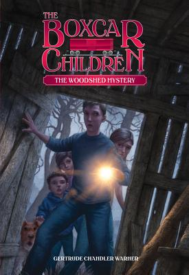 Image for The Woodshed Mystery (Boxcar Children Series, No 7)
