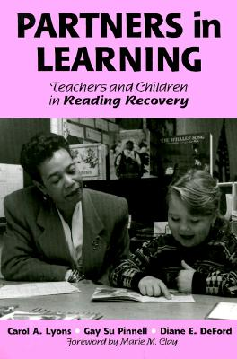Image for Partners in Learning: Teachers and Children in Reading Recovery (Language and Literacy Series (Teachers College Pr)) (Language & Literacy Series)