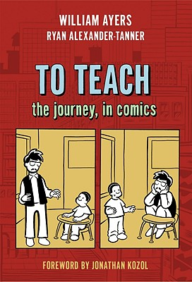 Image for To Teach: The Journey, in Comics