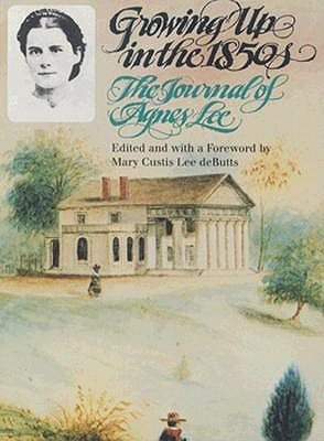 GROWING UP IN THE 1850S, MARY CUSTIS DEBUTTS