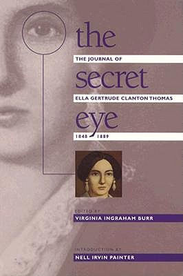 SECRET EYE, VIRGINIA INGRA BURR