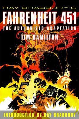Image for Ray Bradbury's Fahrenheit 451: The Authorized Adaptation