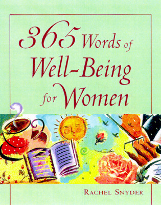 Image for 365 Words of Well-Being for Women