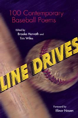 Image for Line Drives: 100 Contemporary Baseball Poems (Writing Baseball)