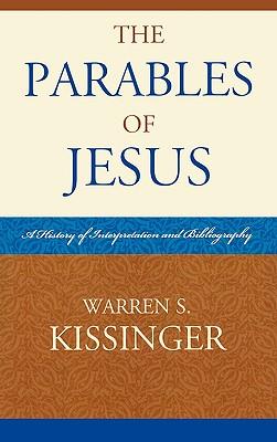 The Parables of Jesus, Kissinger, Warren S.