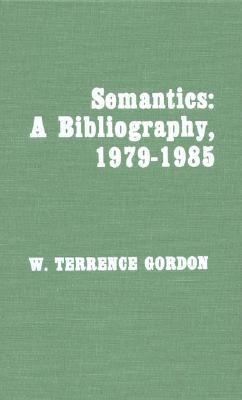 Image for Semantics