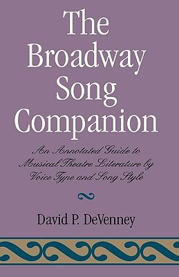 The Broadway Song Companion, DeVenney, David P.