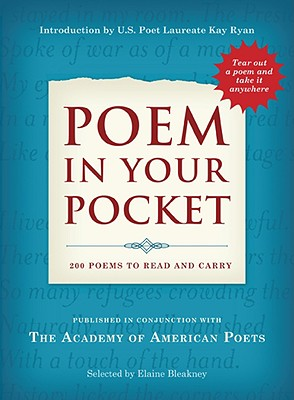 Image for POEM IN YOUR POCKET 200 POEMS TO READ AND CARRY