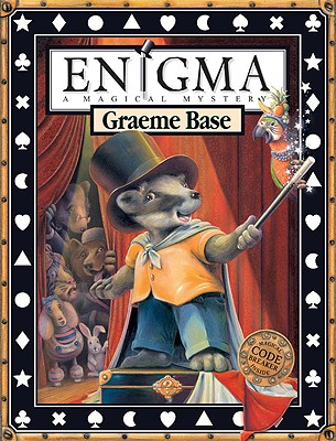 Enigma: A Magical Mystery, Base, Graeme