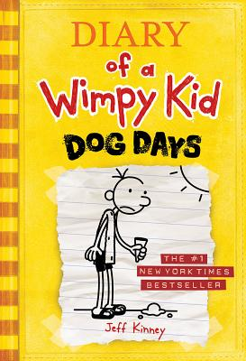 Image for Diary of a Wimpy Kid #4: Dog Days
