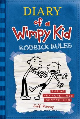 Image for Diary of a Wimpy Kid: Rodrick Rules
