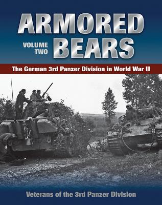 Image for Armored Bears: The German 3rd Panzer Division in World War II (Volume 2)