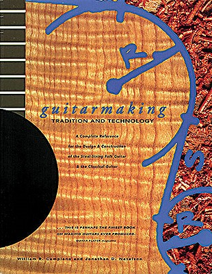 Image for GUITARMAKING TRADITION AND TECHNOLOGY