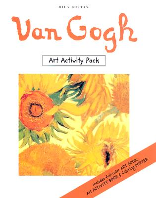 Art Activity Pack: Van Gogh (Art Activity Packs), Mila Boutan