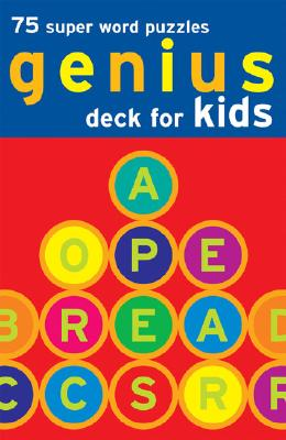 Image for Genius Deck Super Word Puzzles for Kids