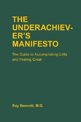 Image for UNDERACHIEVER'S MANIFESTO