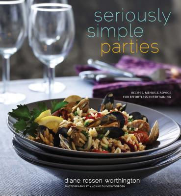 "Image for ""Seriously Simple Parties: Recipes, Menus & Advice for Effortless Entertaining"""
