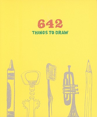 Image for 642 Things to Draw: Journal