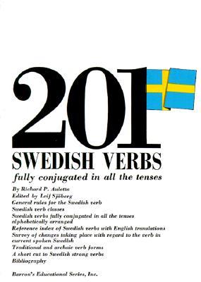 201 Swedish Verbs, Auletta, Richard