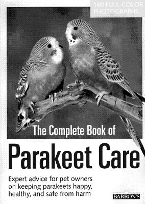 Image for Complete Book of Parakeet Care, The (Barron's N)