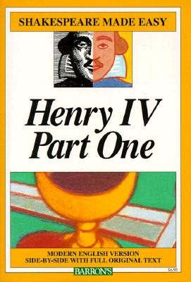 Image for Henry IV, Part 1 (Shakespeare Made Easy)
