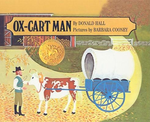 Ox-Cart Man, Hall, Donald