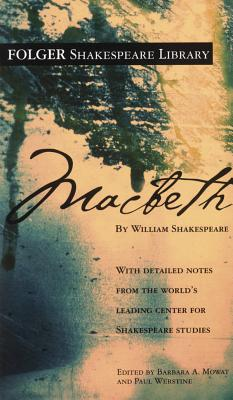 Macbeth (Folger Shakespeare Library), Shakespeare, William