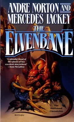 "Image for ""The Elvenbane (Halfblood Chronicles, Bk. 1)"""