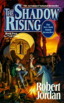 SHADOW RISING (WHEEL OF TIME, NO 4), JORDAN, ROBERT