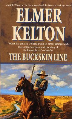 Image for The Buckskin Line (Texas Rangers)