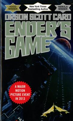 ENDER'S GAME (ENDER WIGGIN, NO 1), CARD, ORSON SCOTT