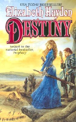 Destiny: Child of the Sky (The Symphony of Ages), Elizabeth Haydon