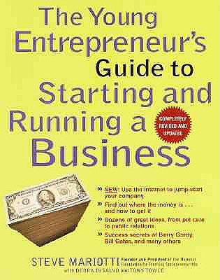Image for The Young Entrepreneur's Guide to Starting and Running a Business (Completely Revised and Updated)