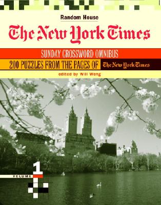 Image for The New York Times Sunday Crossword Omnibus, Volume 1