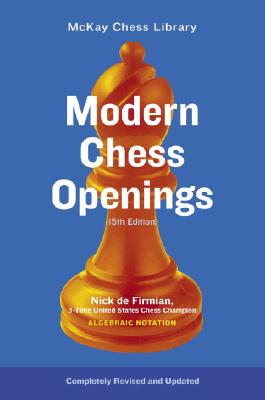 Image for Modern Chess Openings