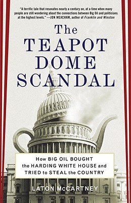 Image for The Teapot Dome Scandal
