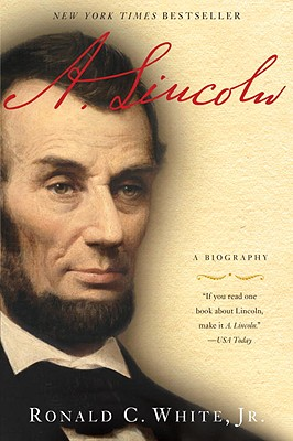 Image for A. Lincoln: A Biography