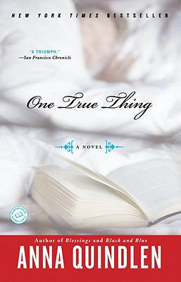 Image for One True Thing: A Novel