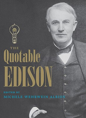 Image for The Quotable Edison