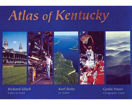 Image for Atlas of Kentucky
