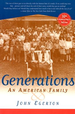 Image for Generations: An American Family